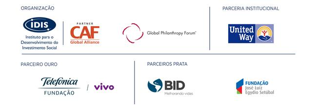 Forum Brasileiro de Filantropos e Investidores Sociais | 2019 | Save the Date | 12 de setembro | São Paulo - Rubens Menin, Sir John Low e Filipe Sabará