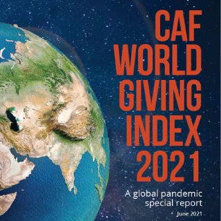 World Giving Index Ranking Global de Solidariedade