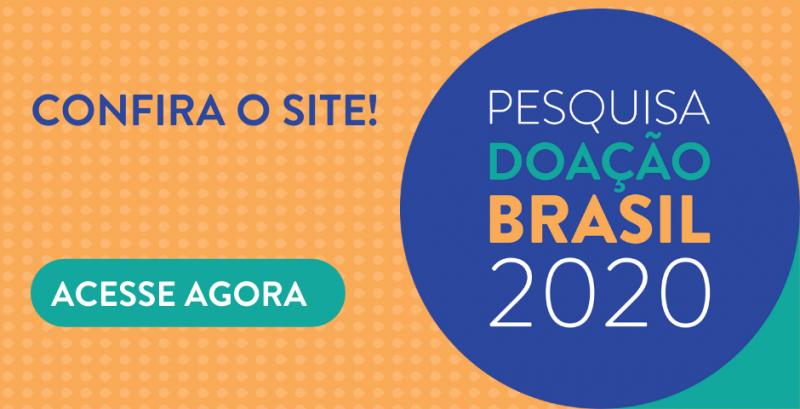 Pesquisa Doação Brasil 2020